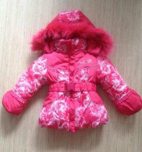 Куртка зима,новая
