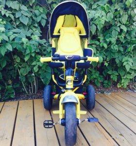 Детский трехколёсный велосипед Family Trike