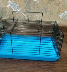 Клетка для мыши или хомяка