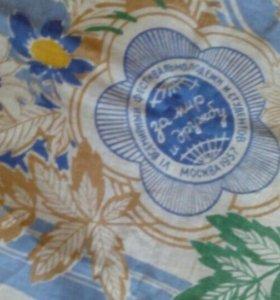 Сувенирный платок 1957 года