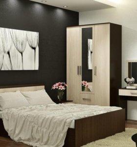 Спальня Фиеста эконом комплект