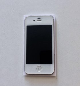 iPhone 4S, White, 16GB