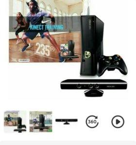 Игровая консоль Xbox 360 Microsoft 4GB + Kinect