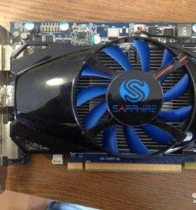 Видеокарта Sapphire HD 7750