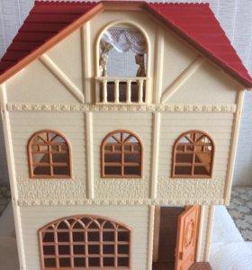 Игрушечный дом Sylvanian Families