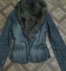 пиджак, куртка, джинсовка