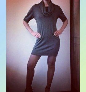 Платье демисезон туника