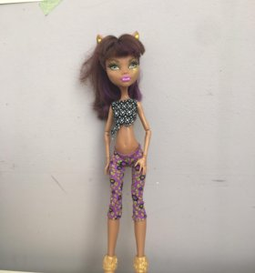 Monster High Клодин Вульф