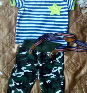 Комплект военного мальчишки!!!