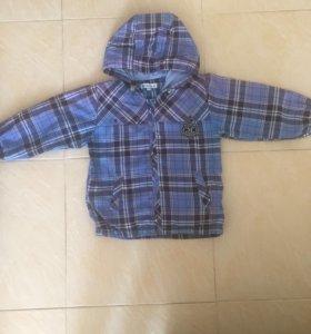 Курточка на мальчика, 104 размер