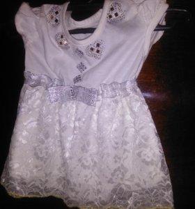Новая платья