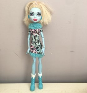 Monster High Эбби