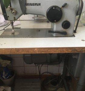 Промышленная швейная машина Minerva (зигзаг)