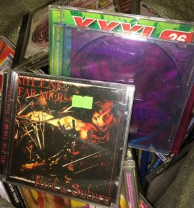 Игровые диски и DVD