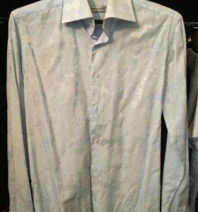Рубашка с запанками