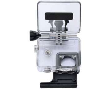 Задняя крышка для аквабокса GoPro HERO 3+/4