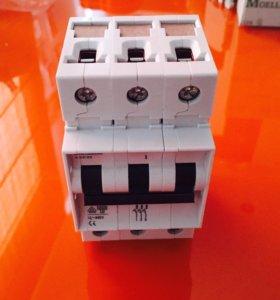 Автоматический модульный выключатель Siemens Новый