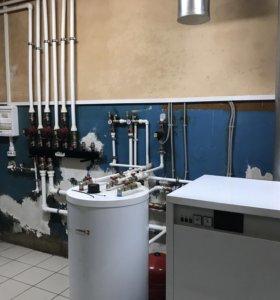 Сантехника - Монтаж отопления и водоснабжения