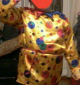 Новогодний костюм 《Петрушка》
