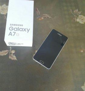 Продаю Samsung galaxy A 7 2016