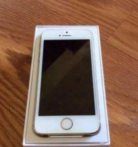 Продам iPhone 5s 16g