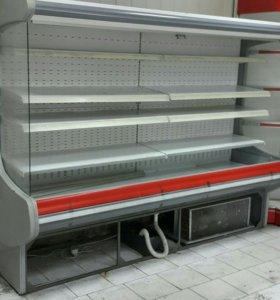 Витрина для охлаждения продукции