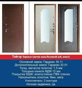 Входная дверь с зеркалом от 12990р
