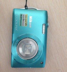 Фотоаппарат Nikon Coolpix 3300