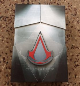 Assassin's creed откровение collector edition