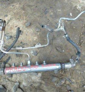 Рейка топливная (рампа) для Toyota (150) -Prado