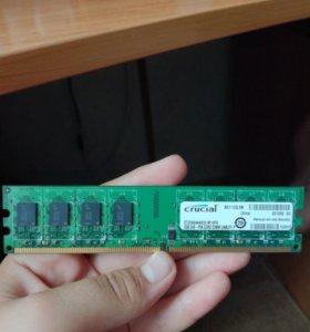 DDR2 2G CRUSTAL