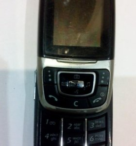Сотовый-слайдер Samsung на запчасти
