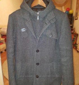 Мужское пальто 48-50 утепленные