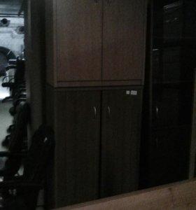 Шкафы под оргтехнику