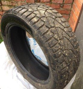 Зимняя шипованная резина Pirelli Ice Zero