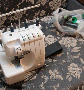 оверлок 3/4-ниточный Astralux art of sewing 820D