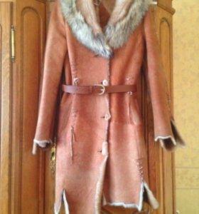 Пальто / дублёнка