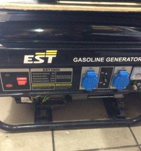 Бензиновый генератор EST3900