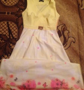 Платье новое в пол