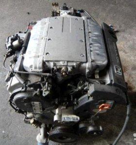 Двигатель HONDA J30A в разборе