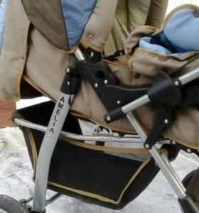 Продам коляску зима-лето в хорошем состоянии