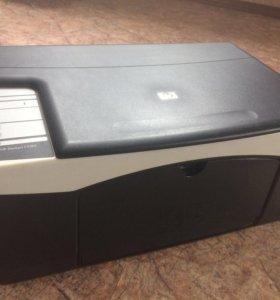 Принтер струйный HP Deskjet F2180