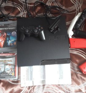 PlayStation 3 в хорошем состоянии