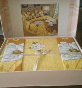 Комплект постельного белья сатин