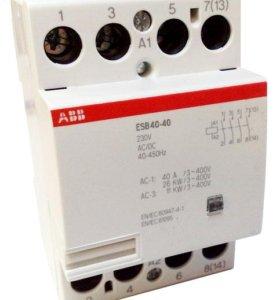 контактор abb40 40