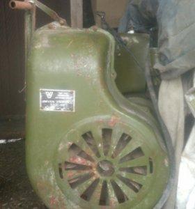 Двигатель Ульяновец