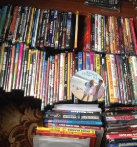 ДВД с дисками