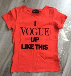 Alexander McQueen Новая футболка
