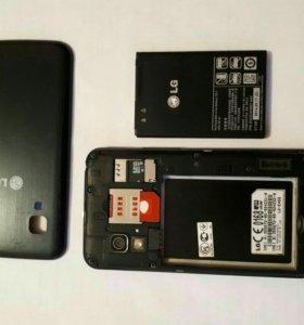 Телефон LG-E455