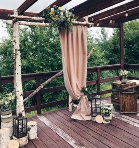 Декор на свадьбу(под заказ)